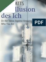 Watts, Alan - Illusion Des Ich (1966)