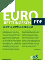 Eurorettungsschirm - Der Weg zum Sozialismus