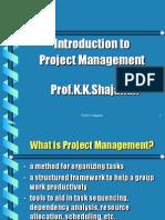 Introduction PM Imp
