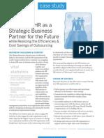 HR Transformation Case Study