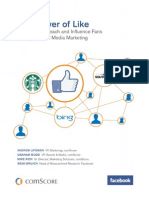 1 14859 ComScore - The Power of Like