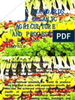 Basic Standard for Organic Agriculture and Processing