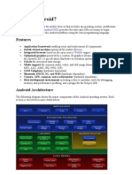 Amdroid Applications Suite
