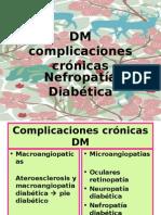 Nefropatia Diabetica Eq