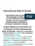 International Trade Law-Slides