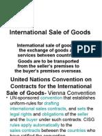 International Trade Law-Slides