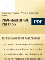 02-Pharmaceutical Care Process