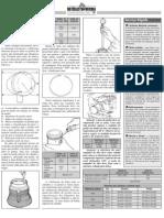 Medidas de Pistao e Aneis Tecnicas