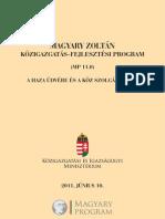 Magyary Közigazgatás-fejlesztési Program