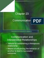 RNSG 1413 Chapter 023 Communication Fall 2006[1]