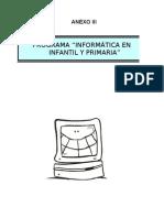 Programación Informática 1