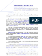 Breve Historia de Los Pinan