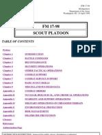 FM 17-98 Scout Platoon