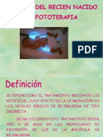 Clase Fototerapia