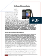 HTC Desire S Owners Guide V1.02