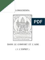 Longchenpa (Dans Le Confort Et l'Aise)