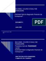 Diagnostic Financier de l Entreprise1