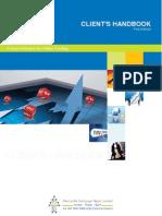 Client Handbook First Edition