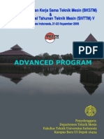 Advanced Program
