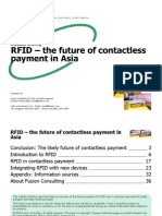 RFID - The Future of Contact Less Payment in Asia (Fusion Consulting)_050321