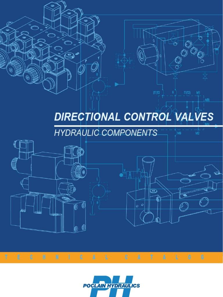 Directional Control Valves | Valve | Hydraulics