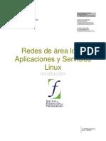 Linux Redes de Area Local Aplicaciones y Servicios