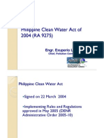 Per Lipayon_Clean Water Act
