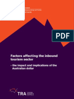Factors Affecting the Inbound Tourism Sector FINAL 2 June