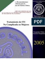 22 Tratamiento de ITU No Complicada en Mujeres