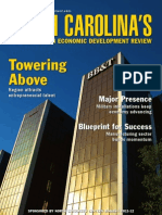 North Carolina's Eastern Region Economic Development Review 2011-12