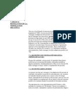 7 Inicio y Regulacionde La VentilaciÓn MecÁnica