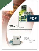 VFD-A_manual_en