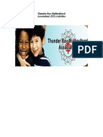 Thunder Bay Multicultural Association EFL Activities