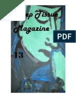 Deep Tissue Magazine 13