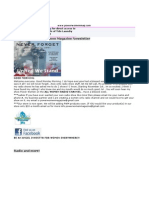 PWM Newsletter 9192011