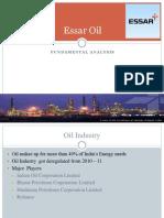 Essar Oil