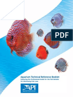 API Fish Care & Technical Reference Guide