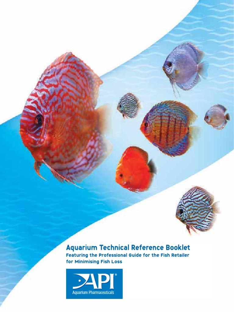 API Fish Care & Technical Reference Guide   Aquarium