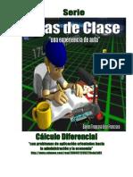 Notas de Clase - Cálculo Diferencial