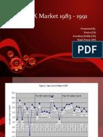 FOREX Market 1983 - 1991 (Group 5)