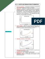 FICHE METHODE N° 6 - Les coûts de production 2010-2011
