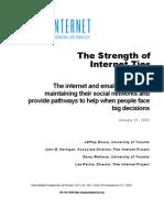 PIP Internet Ties