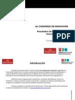 Presentación Encuesta Innovación 2011