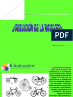 895279 Historia de La Bicicleta en Power Point