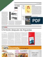 Relatos del Perú en El Comercio