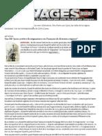 """Une BD """"pour arrêter de stigmatiser ces Français de diverses origines"""" - LibéLyon"""
