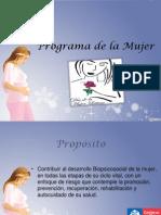 Programa de La Mujer en Chile