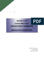 mp2000 manuale