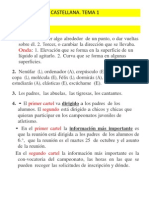 Solución Fichas Tema 1 Lengua