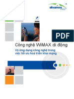 Cong Nghe WiMAX Di Dong